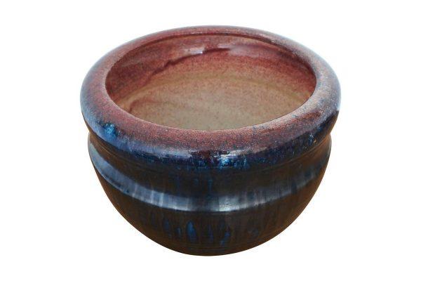 cache pot accolay vintage céramique