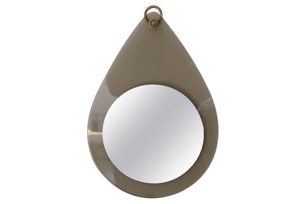 miroir fontana arte italie verre vintage
