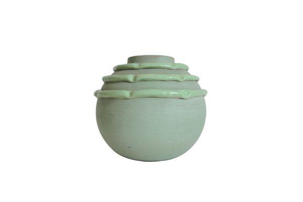 luc lanel vase céramique art deco