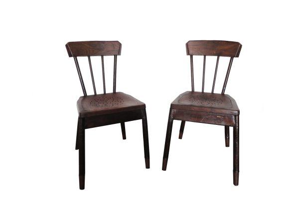 chaises albert armand rateau