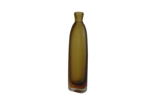 paolo venini vase bouteille vintage verre