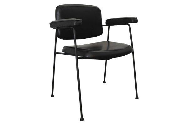 fauteuil cm197 paulin thonet