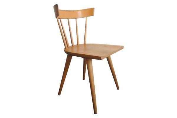 chaise paul mccobb vintage
